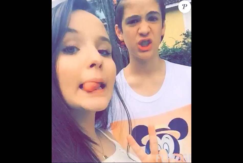 Larissa Manuela e João Guilherme viajarão juntos no Réveillon