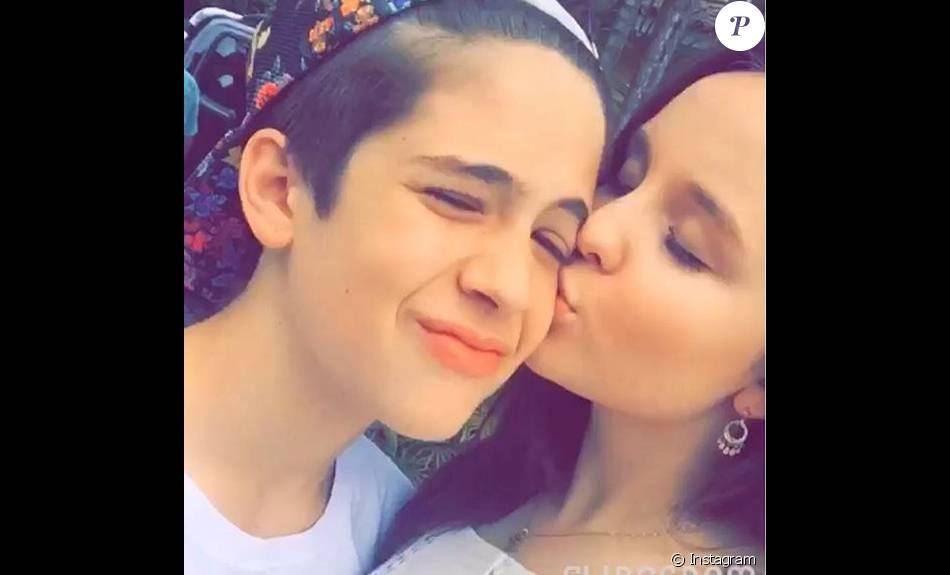 Larissa Manuela e João Guilherme sempre dividem momentos a dois com os fãs