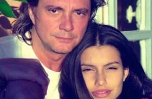 Cleo Pires mostra foto antiga com Fábio Jr. e fãs comentam: 'A cara do pai'