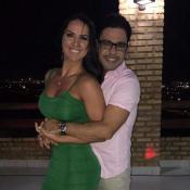 Zezé Di Camargo e Graciele Lacerda passam o Réveillon juntos pela 1ª vez. Fotos!