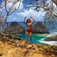Marina Ruy Barbosa usou o biquíni Islay, que virou febre entre famosas