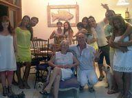 Larissa Manoela passa o Réveillon com namorado, João Guilherme, e familiares