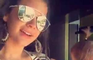 Bruna Marquezine posa com bebê e brinca: 'Estamos com o mesmo penteado'