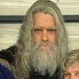 Guilherme Winter aparece caracterizado como Moisés para a segunda fase da novela 'Os Dez Mandamentos': 'Matusalém'