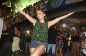 Anitta aposta em creme nas pernas no Carnaval: 'Parecer que não tenho celulite'