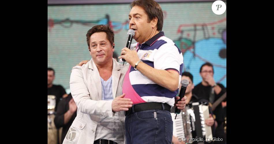 Leonardo confundiu o contratante do show e cobrou o cachê ao vivo