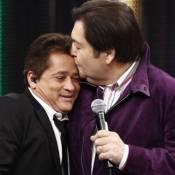 Faustão e Globo pagam indenização após gafe de Leonardo na TV: 'Chateado!'