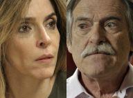 Novela 'A Regra do Jogo': Kiki exige ficar longe de Zé Maria e Gibson concorda