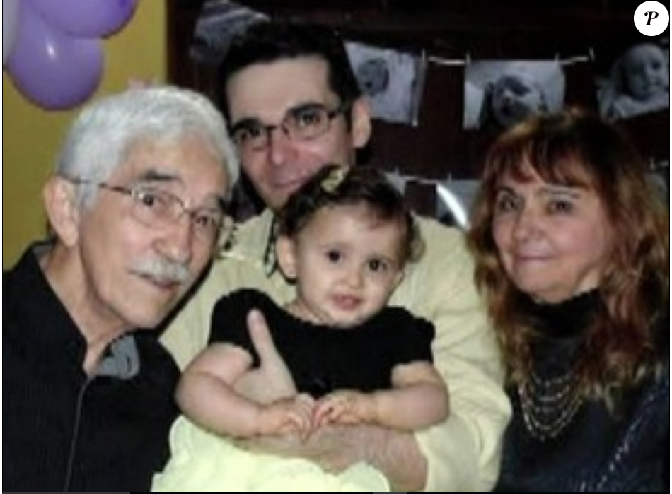 Ailson Lopes, de 76 anos, pai do participante do 'BBB16', Alan Marinho, morreu em 24 de março de 2016 vítima de câncer no pulmão