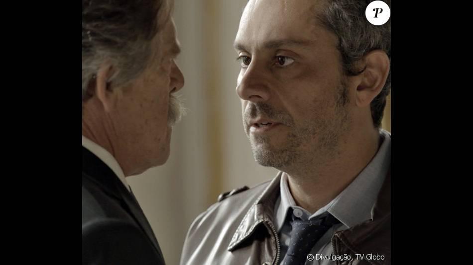 Gibson vai armar um arrastão para roubar fórmula de cientista que se recusou a vender e trabalhar para a Stewart. Esta será a primeira missão de Romero no lugar de Zé Maria