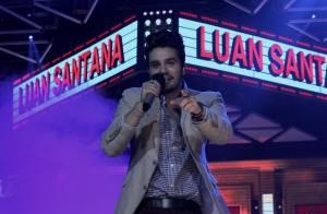 Luan Santana na TV! Globo estuda modelo de programa para o cantor