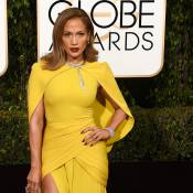 Globo de Ouro 2016: veja o look de Jennifer Lopez e mais famosas no red carpet