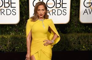 Globo de Ouro 2016: veja o look de Jennifer Lopez e mais famosas no red carpet