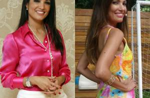 Patrícia Poeta atribui corpo mais magro à dieta após perder 10 Kg: 'Saudável'