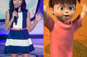 Bruna Marquezine compara Iris do 'The Voice Kids' com Boo de 'Monstros S.A.'