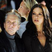 Michael Douglas admite separação tranquila com Catherine Zeta-Jones: 'Sem crise'