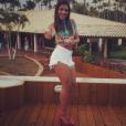A ex-estudante de jornalismo se prepara para curtir seu primeiro Carnaval de Salvador como cantora