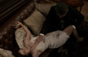 'Ligações Perigosas': Mariana se entrega a Augusto e público vibra.'Melhor cena'