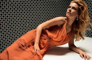 Carolina Dieckmann, que já teve fotos nua na web, afirma: 'Nada contra nudes'