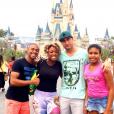 A BBB já se divertiu nos paques da Disney