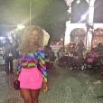 Advogada e professora, ela também arruma tempo para curtir a noite da Lapa, bairro carioca