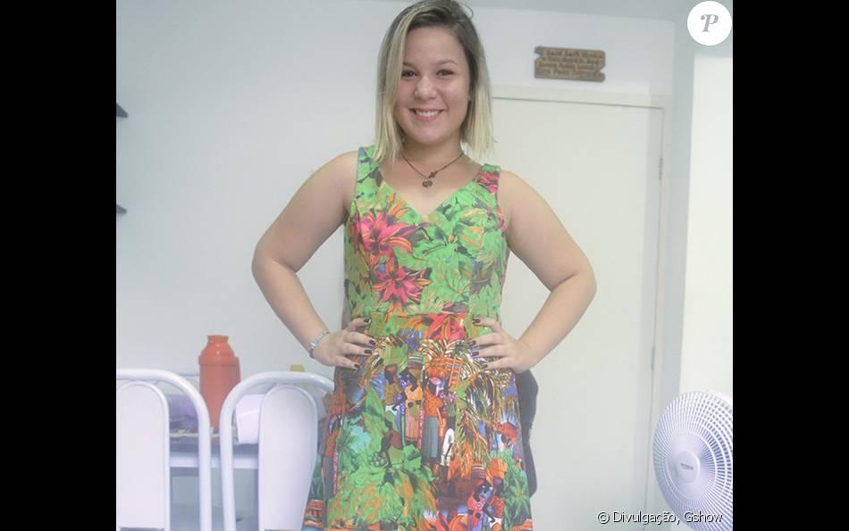 Maria Claudia Macedo tem 19 anos e é do Rio Grande do Norte