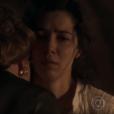 Marjorie Estiano foi mais uma vez elogiada por cenas de Mariana em 'Ligações Perigosas', nesta quarta-feira, 13 de janeiro de 2016