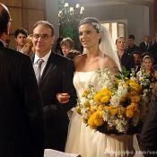 'Sangue Bom': após idas e vindas, Wilson e Charlene (Mayana Neiva) se casam