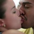 O beijo entre os personagens de 'Malhação' foi ao ar nesta quarta-feira, 13 de janeiro de 2016