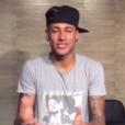 Neymar canta música contra o racismo em vídeo. Veja clipe de 'Sangue Vermelho'!