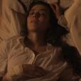 Em 'Ligações Perigosas', Mariana (Marjorie Estiano) morre no convento após saber da morte de Augusto (Selton Mello)