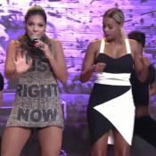 Roberta Rodrigues dança 'Paredão Metralhadora' com Tays Reis: 'Levar pra novela'