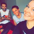 Bruna Marqueizine e Fernanda Souza fazem exercícios com o mesmo personal: motivo para estarem sempre juntas