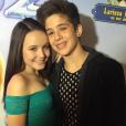 Larissa Manoela e João Guilherme Ávila estão juntos desde setembro de 2015