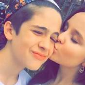 Larissa Manoela e João Guilherme Ávila completam quatro meses de namoro: 'Já?'