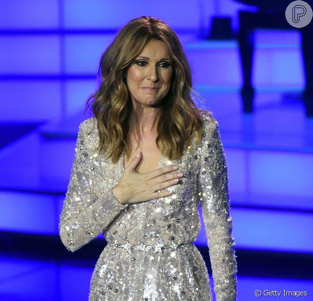 Celine Dion cancelou sua agenda de shows em janeiro por causa da doença do irmão mais velho