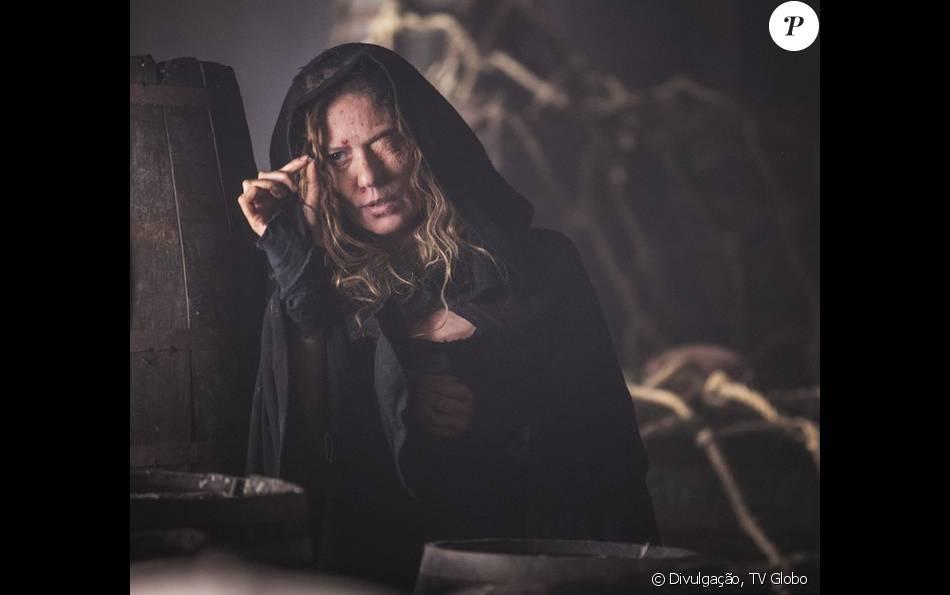 Isabel (Paricia Pillar) ficou desfigurada ao contrair uma doença, no último capítulo de 'Ligações Perigosas', exibido na sexta-feira, 15 de janeiro de 2016