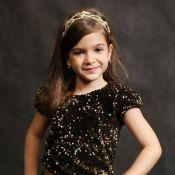 Aos 9 anos, Mel Maia, de 'Joia Rara', reclama: 'Só posso namorar depois dos 15'