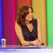 Saída de Monica Iozzi do 'Vídeo Show' é adiada para depois do Carnaval