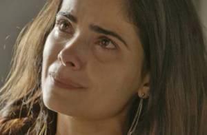 'A Regra do Jogo': Tóia pede perdão a Juliano após saber que Romero é bandido