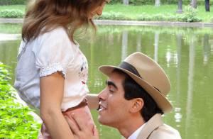 Novela 'Êta Mundo Bom!': grávida, Maria perde o namorado em acidente. Fotos!
