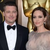 Angelina Jolie e Brad Pitt moram em casas separadas há mais de um ano