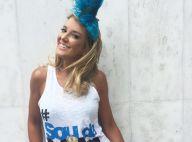 Carnaval: Ticiane Pinheiro será musa da Vila Isabel. 'Com muito samba no pé'