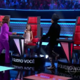 Participante do 'The Voice Kids' divertiu os jurados ao trocar o nome de Ivete Sangalo
