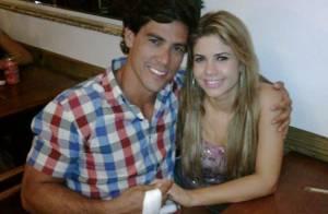 Par de Paula Fernandes, Henrique do Valle teria trocado beijos com ex-BBB Cacau