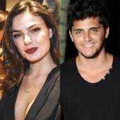 Isis Valverde e Bruno Gissoni trocam beijos durante festa no Rio, diz jornal