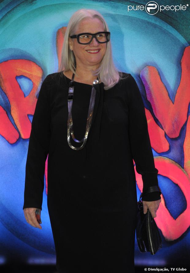 Vera Holtz deixou 'Saramandaia' como Dona Redonda, mas volta à trama como Bitela, uma irmã da reconchuda personagem