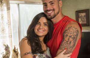 'A Regra do Jogo': Juliano casa com Tóia e cria filho de Romero. 'Nossa família'