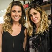 Amora Mautner desmente briga com Giovanna Antonelli: 'Gargalhamos em looping!'