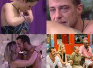 'BBB16': 'nudes', choro, brigas e beijo! Relembre o que rolou na 1ª semana